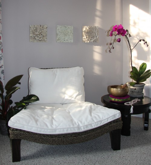 Creating Space For Yoga Living Feng Shui